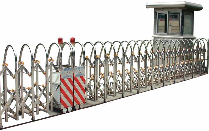 供应伸缩门构造,电动伸缩门安装
