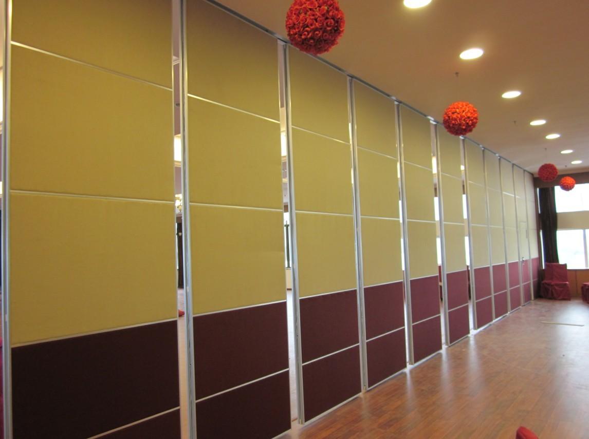 湖南多功能厅隔墙