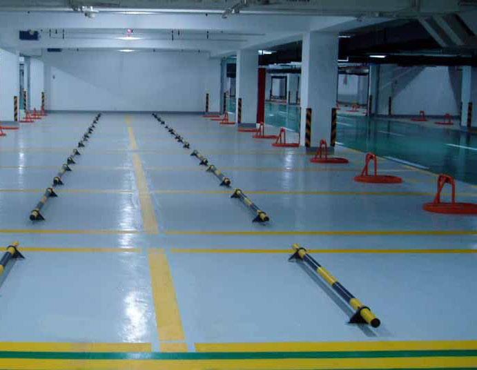 供应嘉兴大型地下停车场环氧地坪施工
