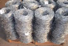 供应刺绳防护网