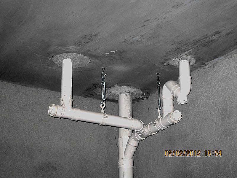 供应新建楼房预留洞封堵吊模板(堵洞卡)