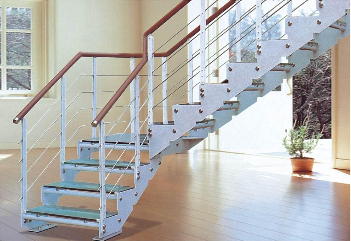 御迪楼梯图片yd-; 家居楼梯,旋转楼梯,钢木楼梯,钢结构楼梯; 供应家居