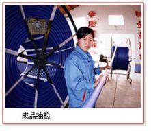 供应河北 灵寿HDPE顶管,电力电缆顶管