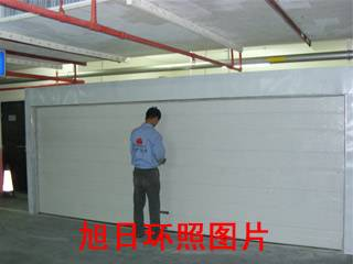供应北京旭日工业车库门