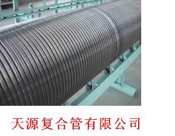 供应钢丝网骨架聚乙烯塑料复合管
