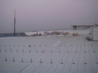 南通康达供应钢结构屋面科德邦0.49mm防水透气膜