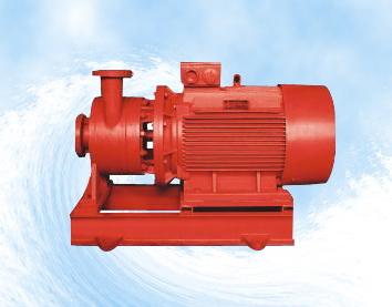 供应XBD-HY恒压切线消防泵(图)