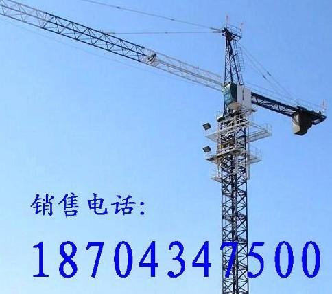 广西建机平头80塔吊图
