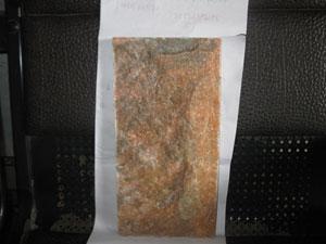 晚霞红蘑菇石石材生产厂家