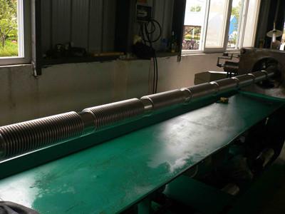 供应水压金属软管设备