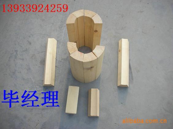 """供应""""宜兴市管道垫木最优的质量是我们的""""木托加工厂"""
