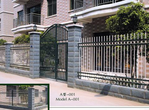 围墙栏杆,阳台护栏