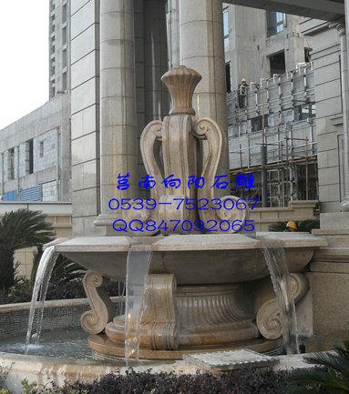 南宁水钵石雕价格|黄锈石喷泉厂家|石雕批发