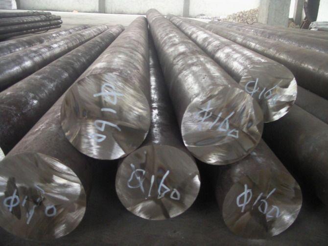 供应Q345D圆钢 h13模具钢