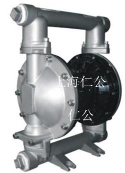 供应气动不锈钢隔膜泵RG40
