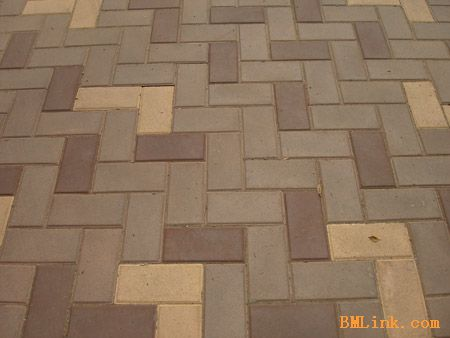 陶土砖 广场砖 拉毛砖