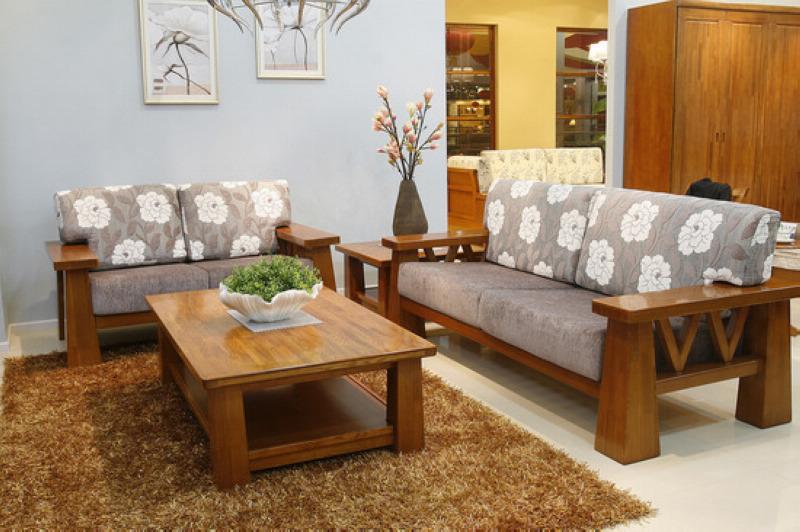 中式风格实木沙发家具