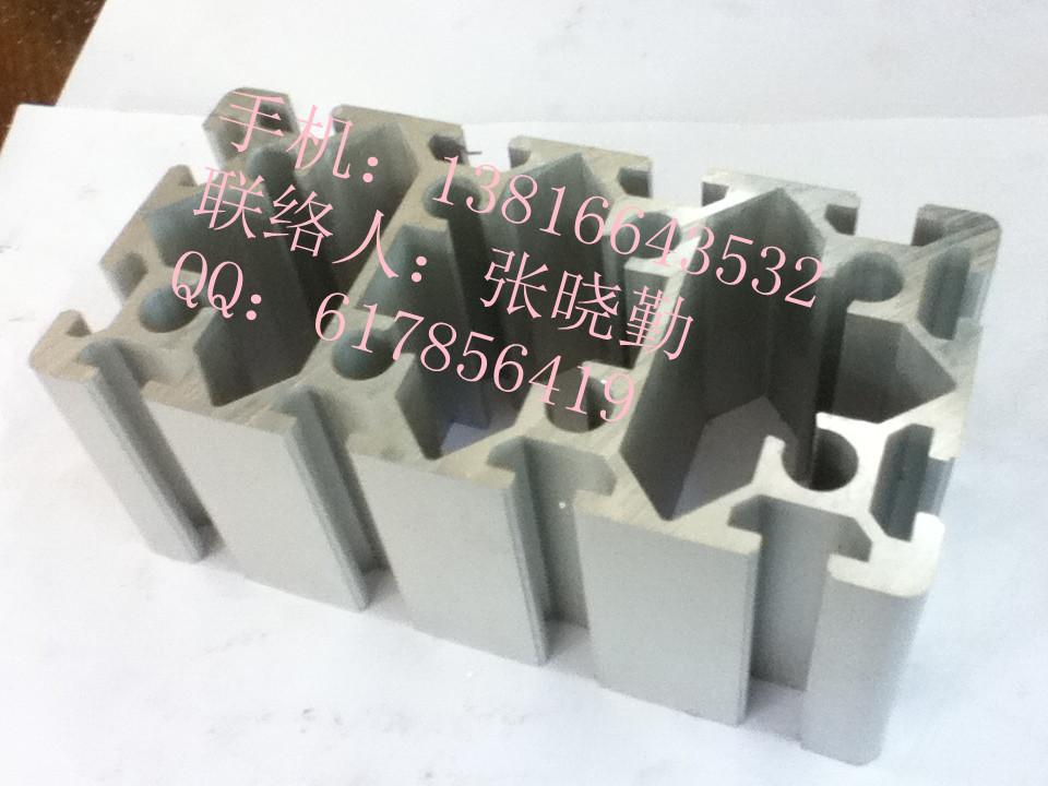 供应工业铝型材80160,流水线型材