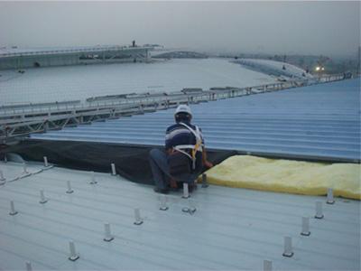 供应钢结构屋面用防水透气膜 呼吸纸