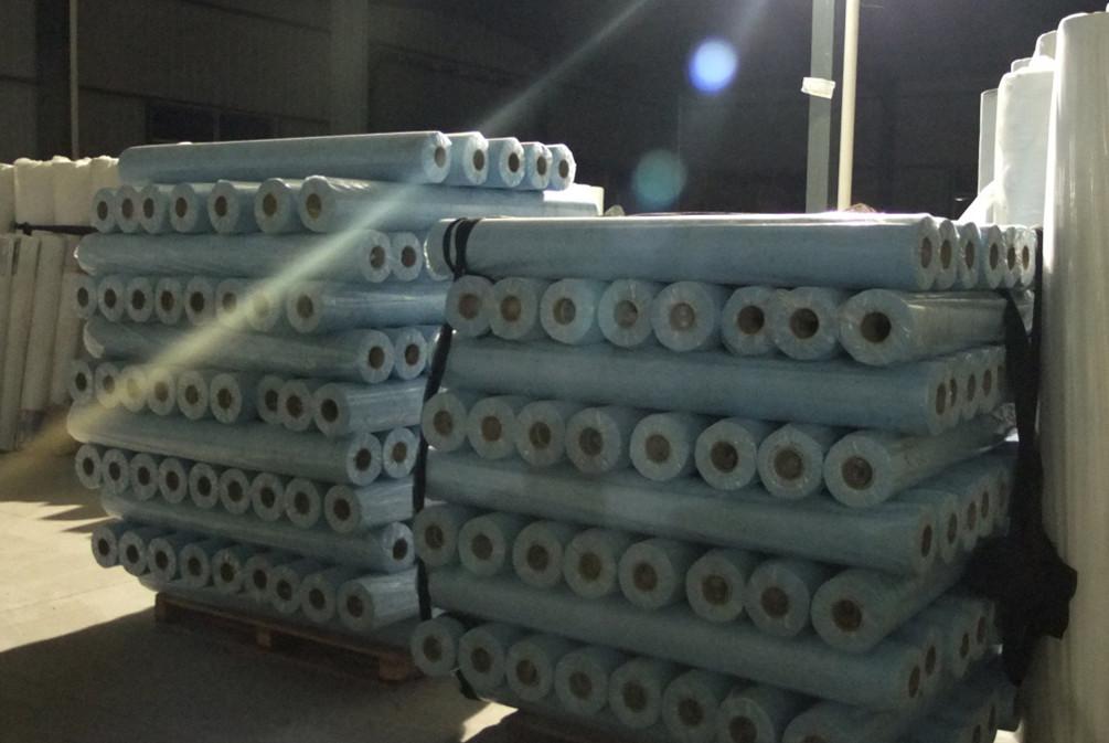 钢结构用纺粘聚乙烯防水透汽膜