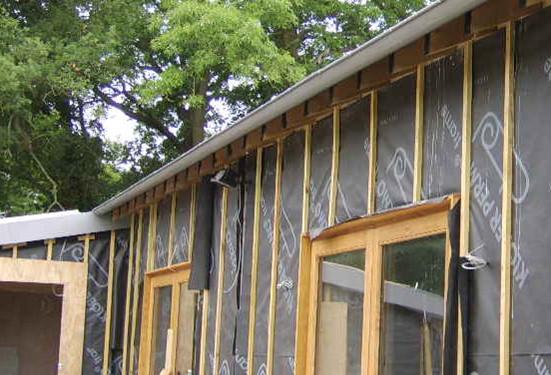 木结构别墅专用防水透气膜