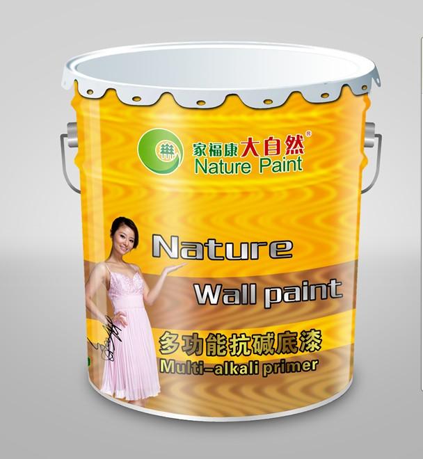 厂家直销 十大品牌涂料代理大自然漆