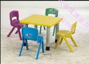 供应塑料课桌椅批发课桌定做课桌