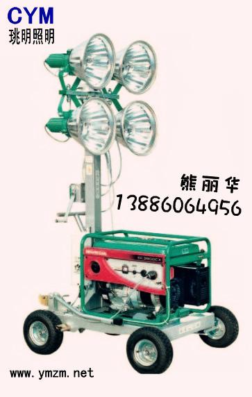 杭州移动照明车