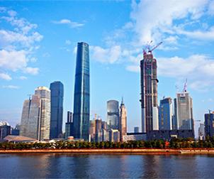 广州东塔项目