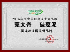 蒙太奇硅藻泥连续四年荣获中国硅藻泥行业十 大品牌,历经千锤百炼,获得行业一致认可, 相信品牌的力量。