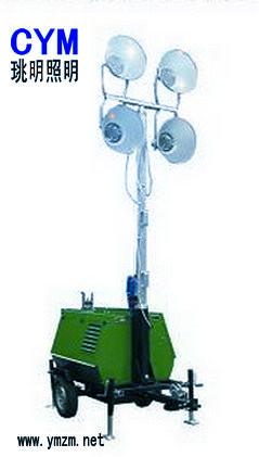 全方位便携式移动照明灯塔-珧明制造
