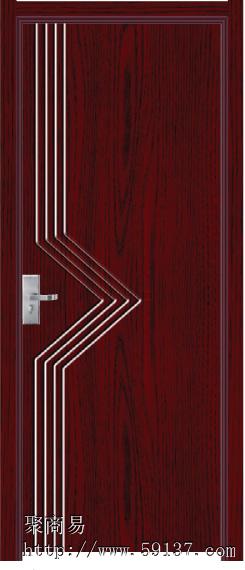 杭州舒迪木门 免漆门 实木复合门 套装门 室内门P-014