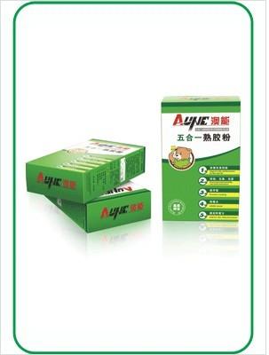 供应澳能五合一熟胶粉 进口熟胶粉 高粘度