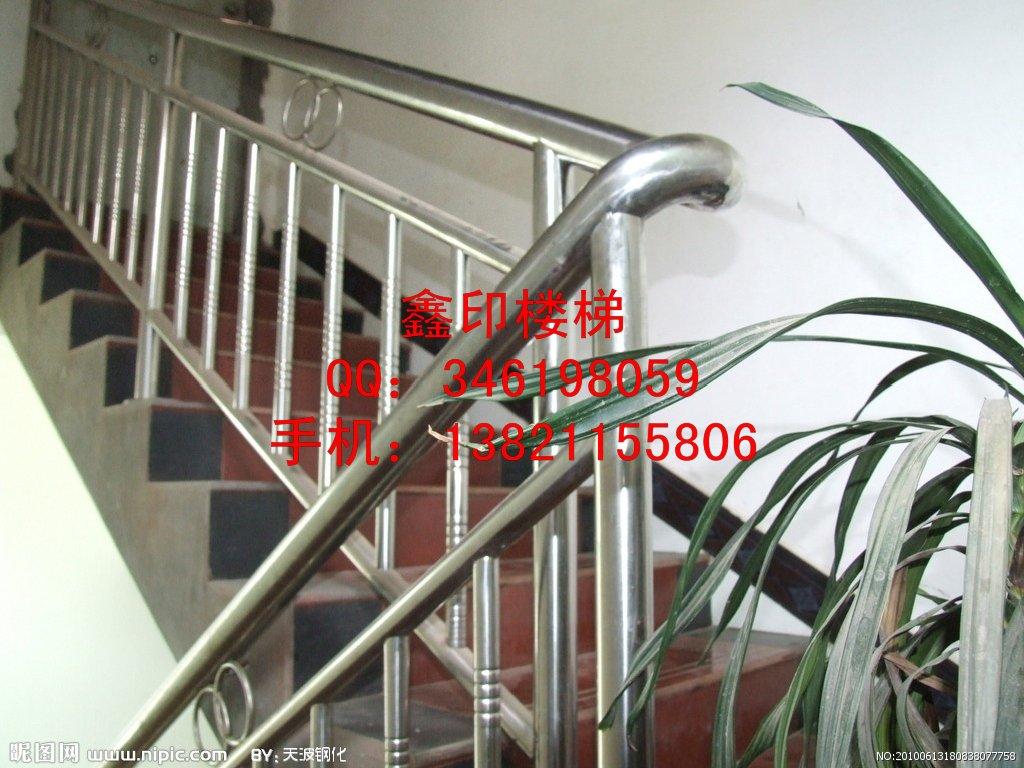 不锈钢栏杆 工程 装修 图片 天津不锈钢栏杆 加工 高清图片