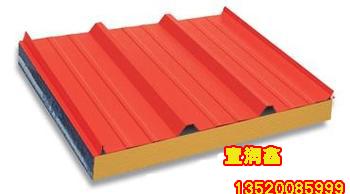 北京夹心岩棉板价格