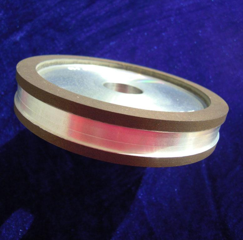 双面凹树脂砂轮
