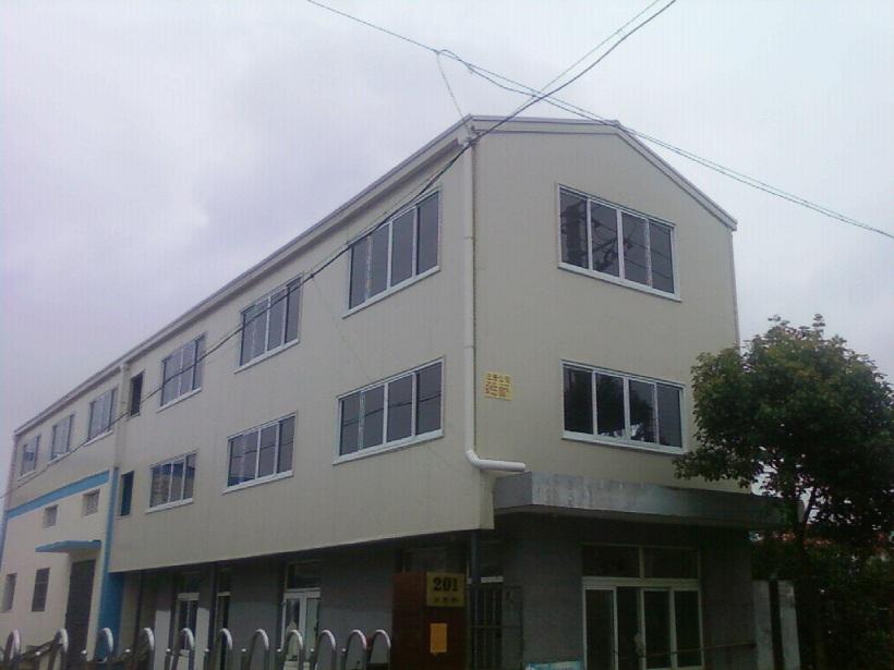 汉活动板房,楼顶加层