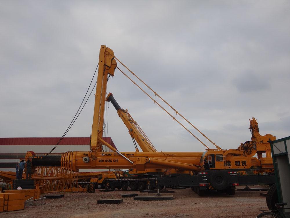 产品供应 机械设备 起重机械 塔式起重机 > 广西专业500吨大型吊车