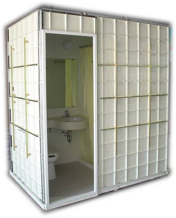 供应一体化集成卫浴、量身定做