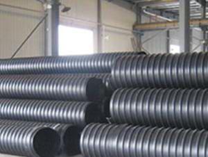 供应聊城生产PE钢带增强波纹管的厂家