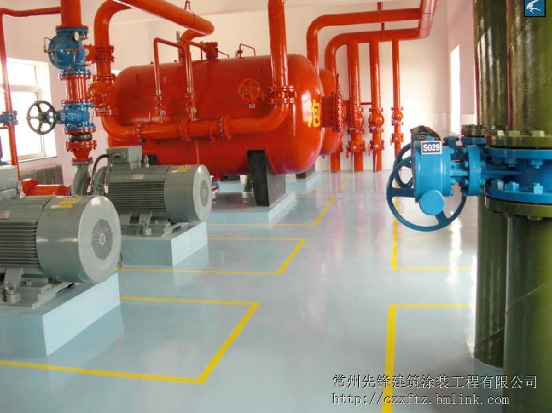 供应嘉兴溶剂型环氧树脂防静电地坪施工
