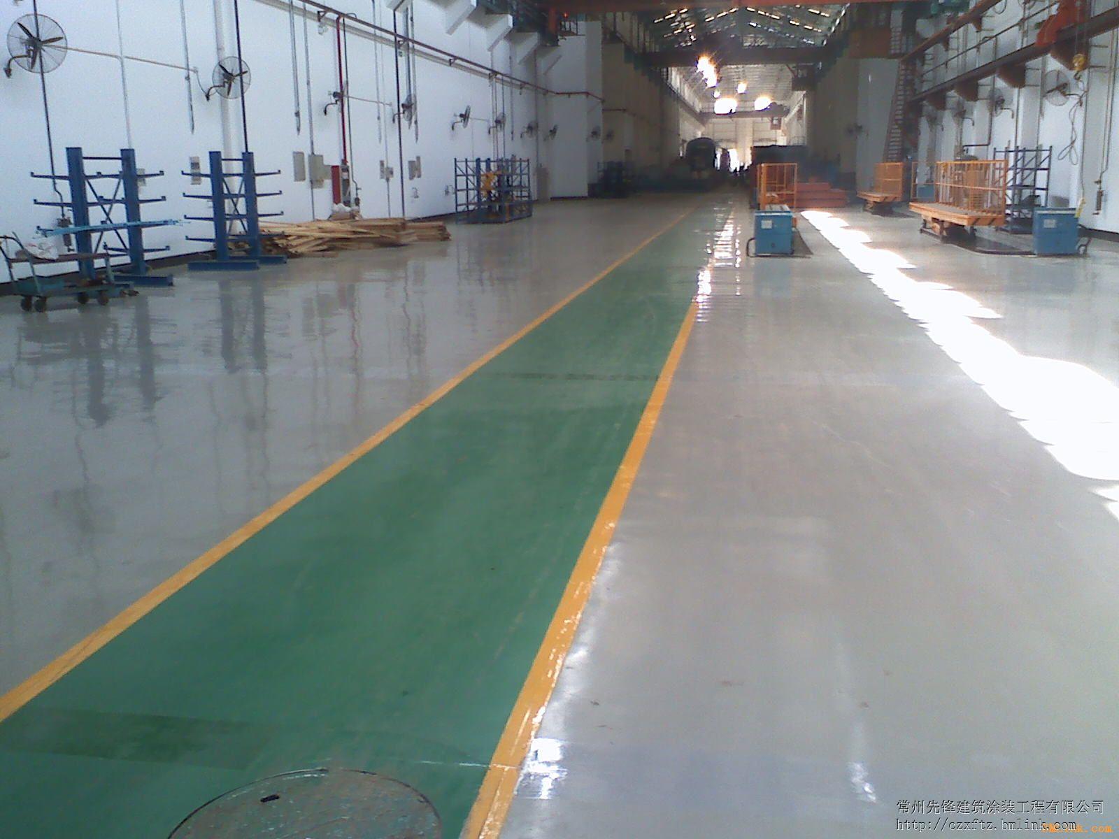 供应永嘉环氧地坪改造工程 环氧防静电地坪