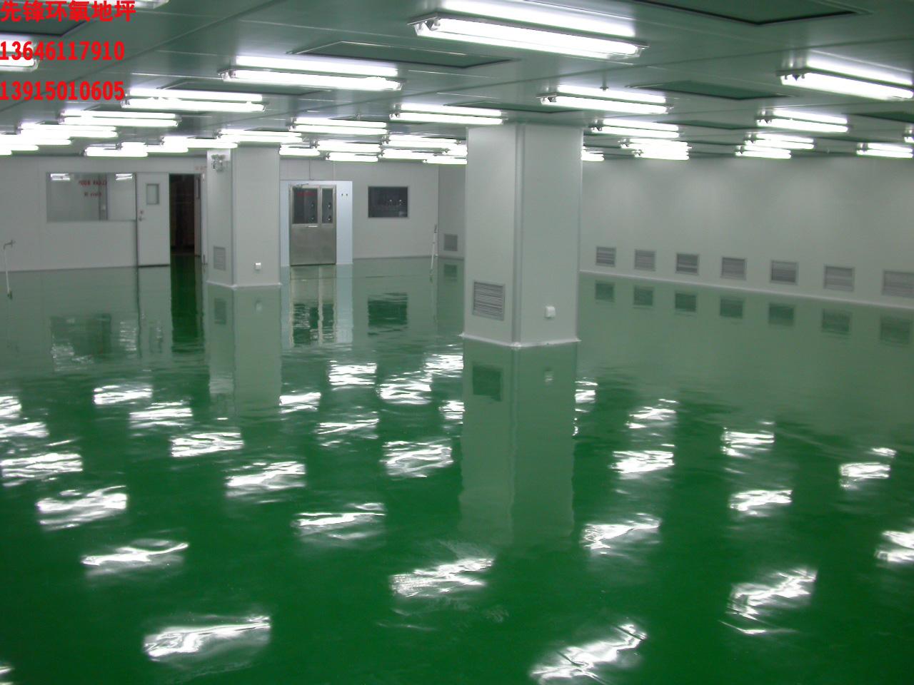 供应宁波水性环氧树脂地坪 环氧防尘地坪