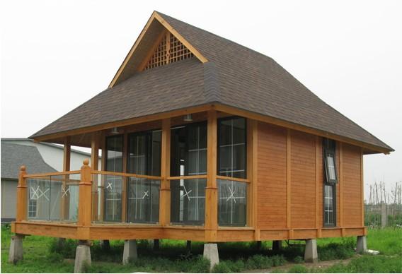 165平方米【精美木屋设计】温馨舒适 低碳环保-万林木屋设计