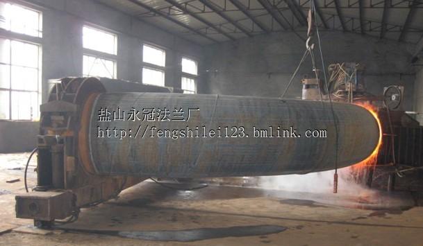 供应盐山法兰、管件、弯管、厂家批发,零售
