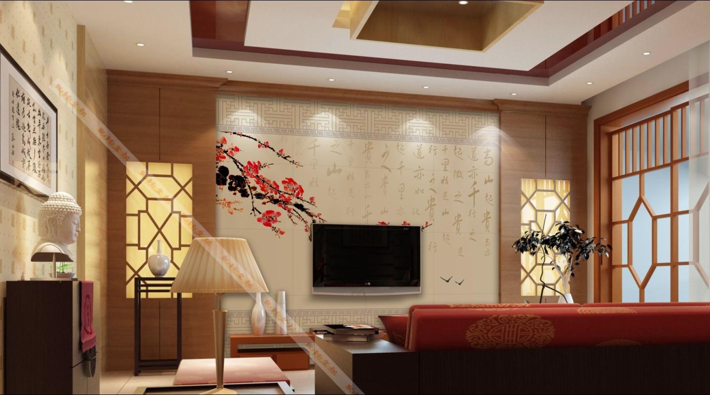 陶瓷电视艺术背景墙,陶瓷电视艺术背景墙图片,陶瓷电视艺术背景墙效果