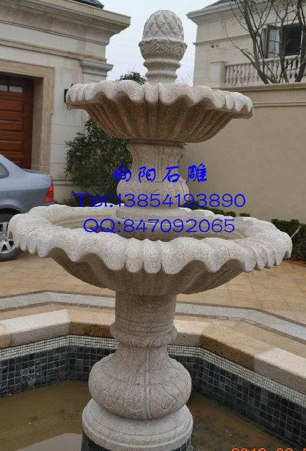 随州石雕喷泉厂家|石雕喷泉最新价格