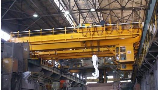 qd型双梁桥式起重机 通用桥式起重机主要由:大车运行