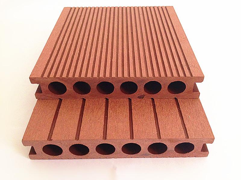 木塑地板hm-140*25y-【效果图,产品图,型号图,工程图