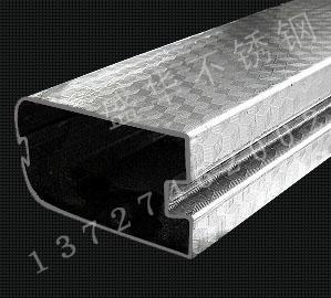 厂家不锈钢门边框料图片
